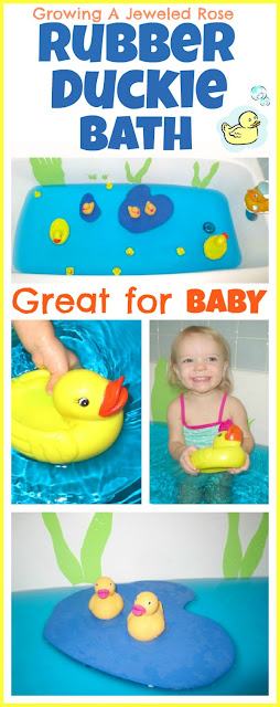 Rubber Duckie Bath