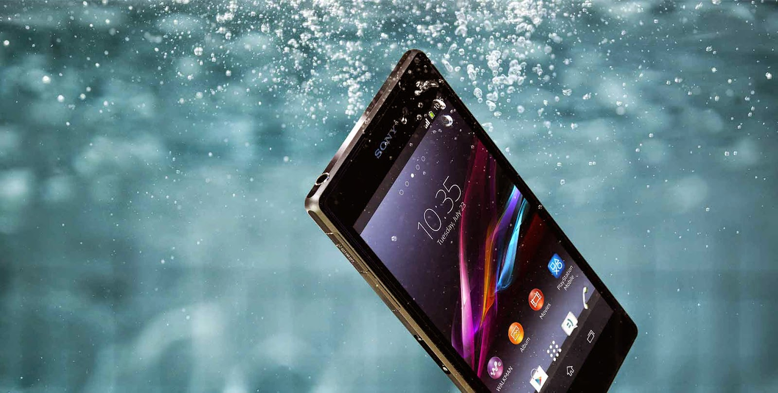 Spesifikasi Sony Xperia Z1 Terbaru