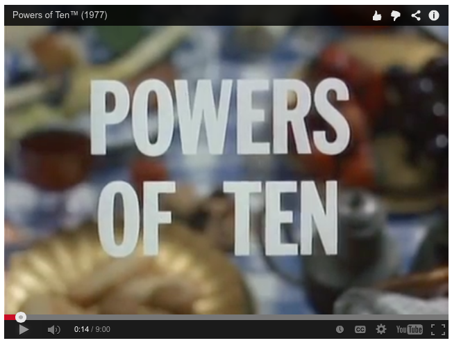 Powers Of Ten Screenshot