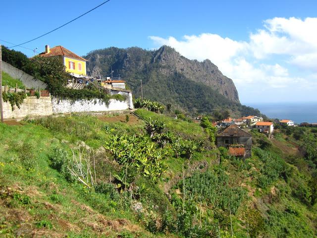 Madeira Levada do Castelejo