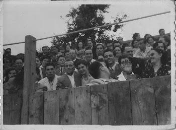 LUGONES FIESTAS DEL CARBAYU 1954