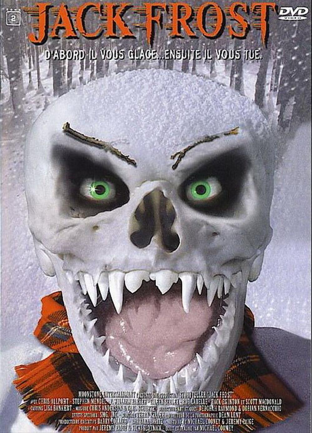 Soresport Movies: Jack Frost (1997) Horror Snowman
