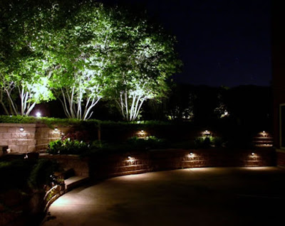 Outdoor Path Lighting-3