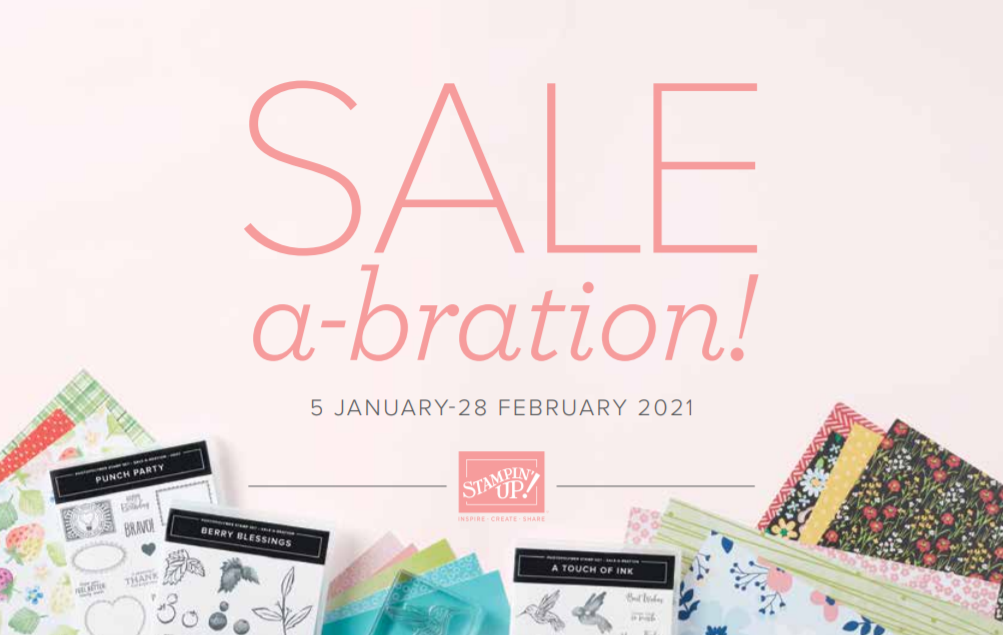 View the Sale-A-Bration Brochure!