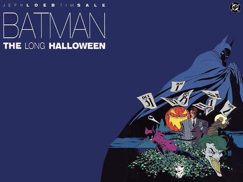El Largo Halloween, una producción noir de Jeph Loeb y Tim Sale The+Long+Halloween+W1