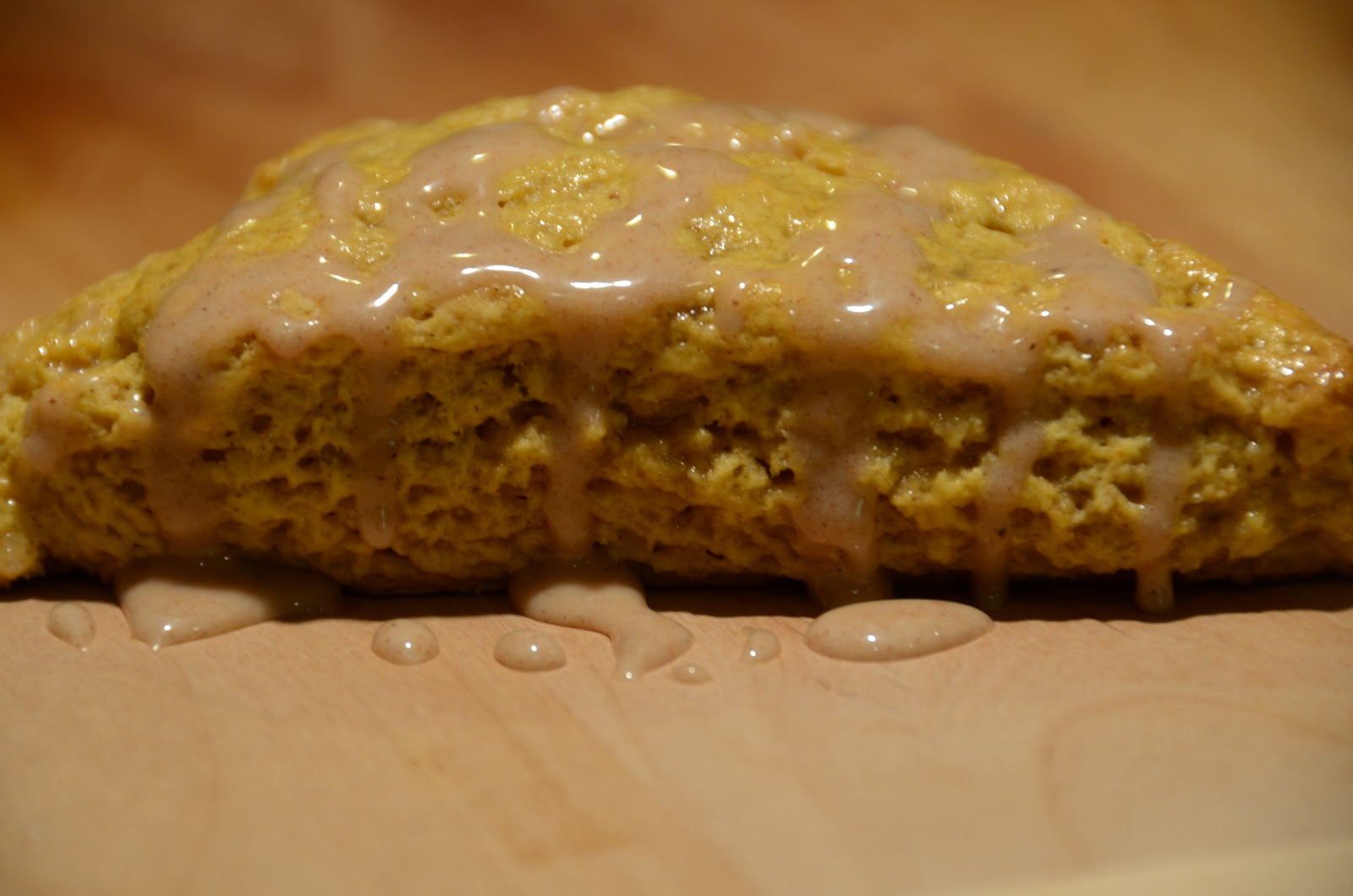 Loving Life: Recipe: Starbucks Pumpkin Scones