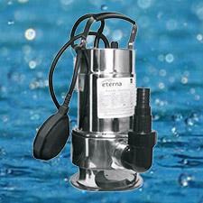 Kirloskar Clear Water Submersible Pump ETERNA 750SW (1HP) | Pumpkart.com