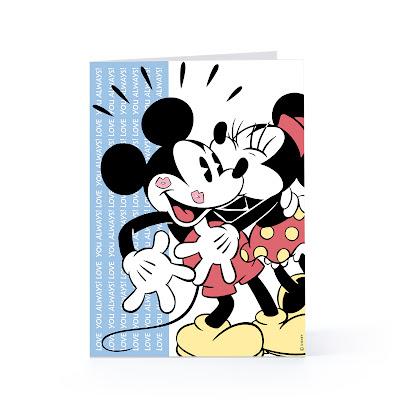 Disney Trivia, Mickey Mouse Hallmark Card ~ Love You Always