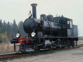 Locomotora de vapor  488