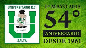 54º Aniversario Universitario de Salta