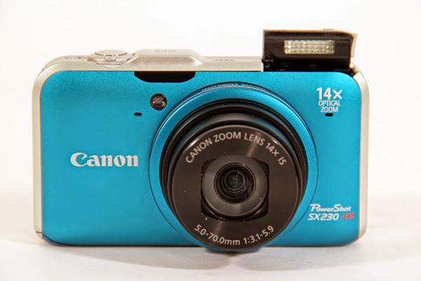 Foto Kamera PowerShot HD SX230 HS Spesifikasi Harga Terbaru Camera Pocket Indonesia