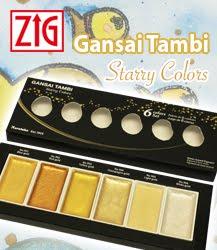 Gansai Tambi - Starry Colors