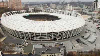 stadion olympic kiev euro 2012