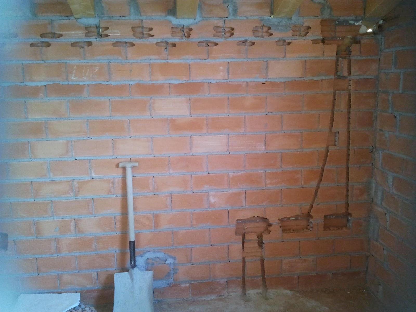 Abt electricidad s l primera fase de una vivienda - Tuberia para instalacion electrica ...