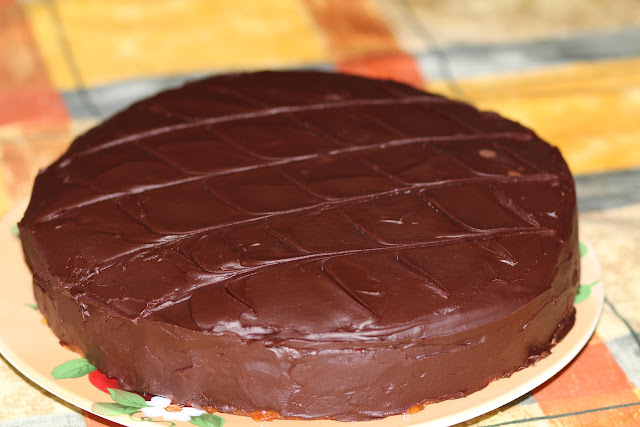 Испечь торт прага в домашних условиях