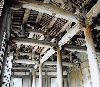 Chines timber-framed structures, ETHNIKKA blog for cultural knowledge