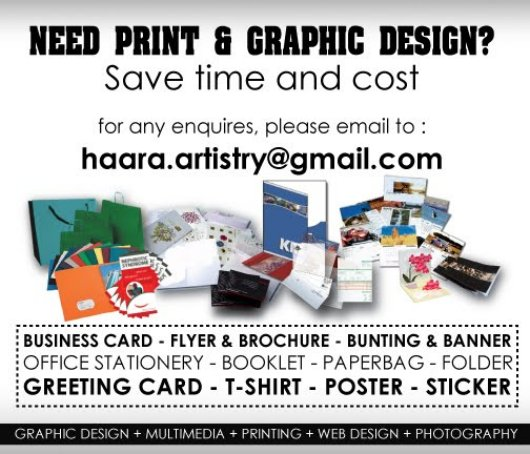 GRAPHIC DESIGN & PRINTING SERVICES!!!