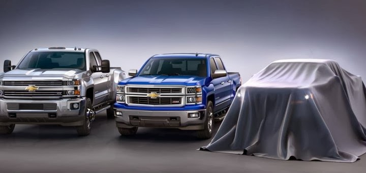 Chevrolet Colorado to Debut This Month at LA Auto Show