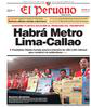 El Peruano 16 de febrero del 2012