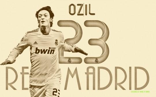 Mesut Ozil wallpaper Real Madrid