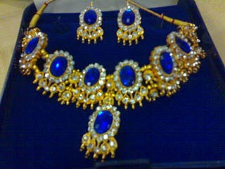 Temple Jewelery sets