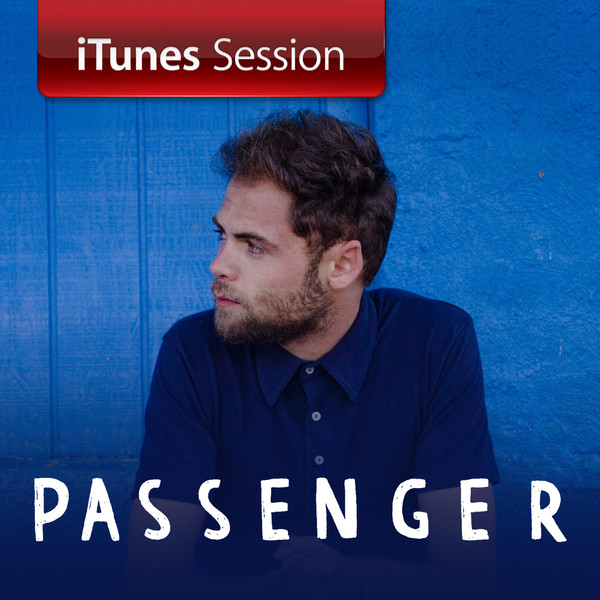 Passenger - iTunes Session - EP Cover