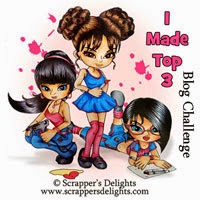 Scrapper's Delights Top 3