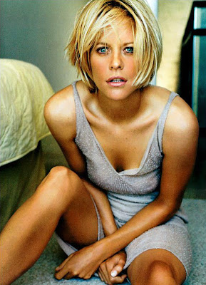 Meg Ryan Almost Naked Nightmare