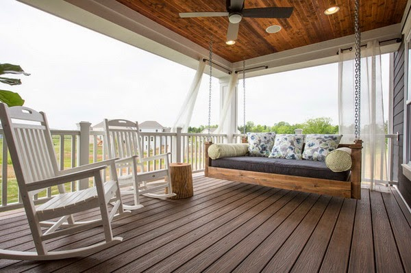 Factors to Consider While Getting a Wooden Porch Swing | Home Decorating Ideas