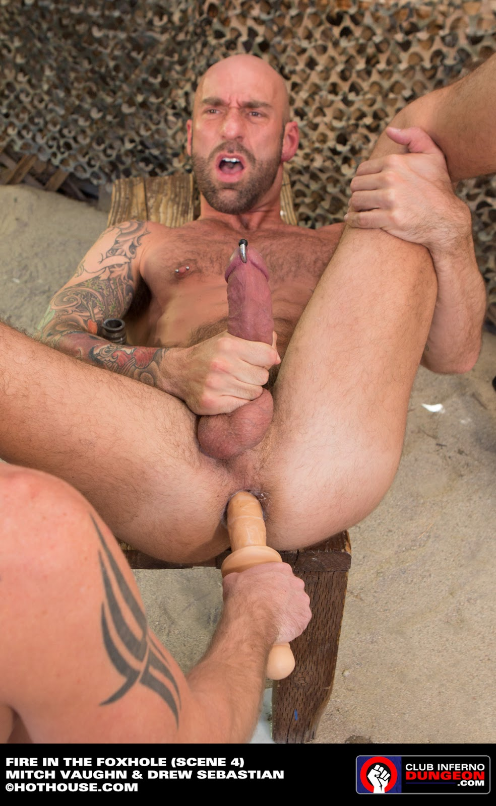 from Anton gay men with dildo
