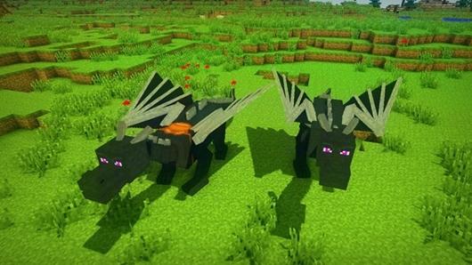 Скачать мод на Майнкрафт 1.7.2 на Драконов