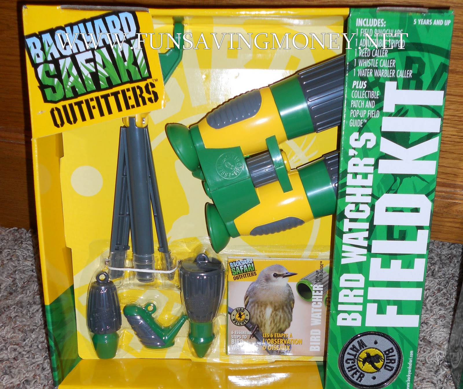 2011 holiday gift guide backyard safari outfitters gear review mom