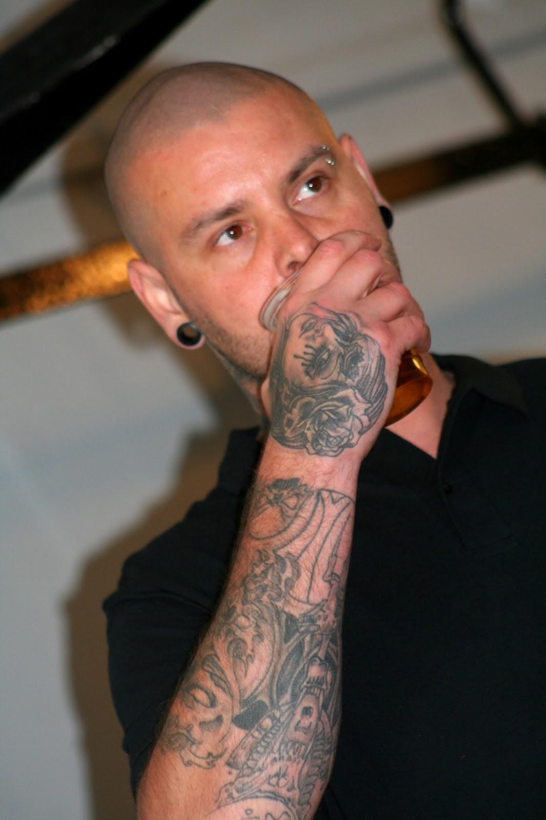 tricep tattoos