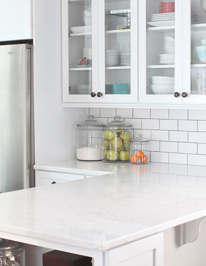 The Great Kitchen Counter Debate Alternatives to Carrara Marble