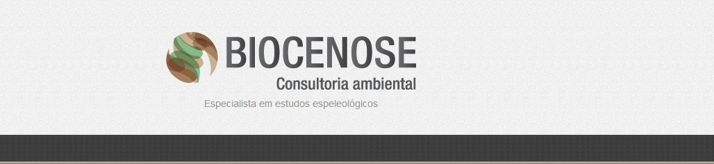 BIOCENOSE CONSULTORIA AMBIENTAL– Espeleologia-Arqueologia-Prospecção espelelógica