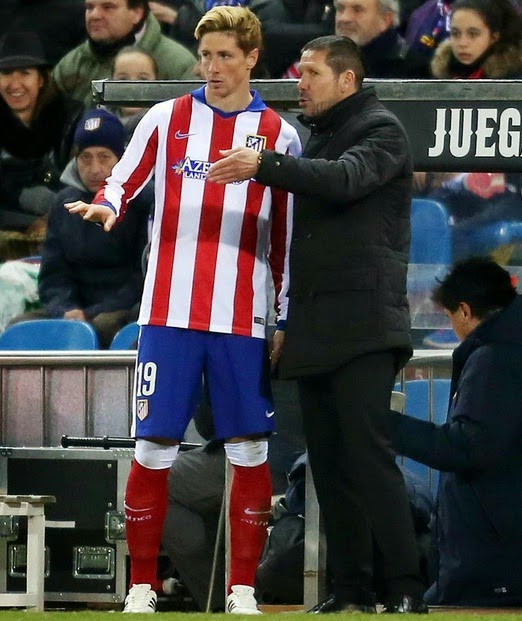Simeone extends Atletico Madrid deal until 2020