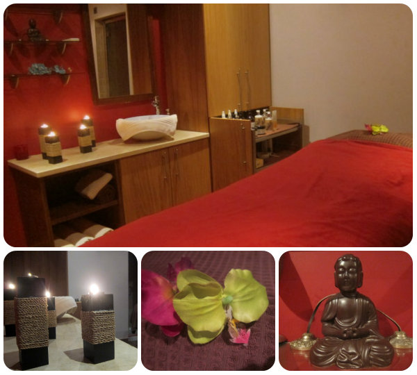 Rochestown Lodge Spa Treatment Rooms