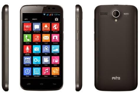 Harga dan Spesifikasi Smartphone Android Mito Fantasy 2 A75