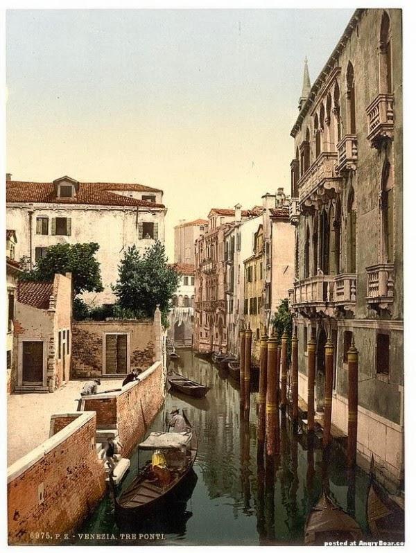 венеция италия фото