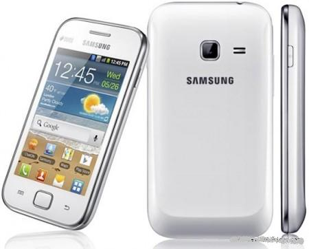 Samsung Galaxy Y Duos S6102 Pure White Buy Mobile Online Review