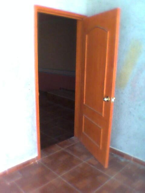 Carpinteria puerta de tambor con moldura - Molduras para puertas ...