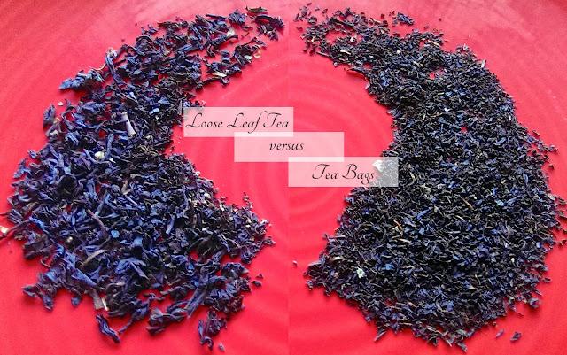 Try Loose Leaf Tea