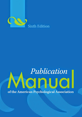 Publication Manual of the American Psychological Association, 6th Edition - Free Ebook Download