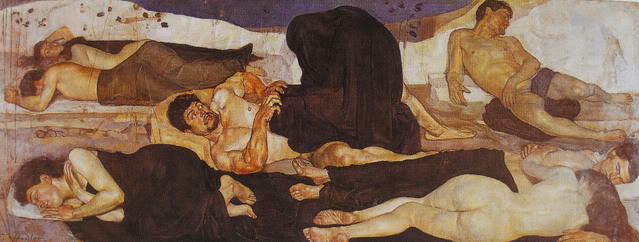Ferdinand Hodler: Night