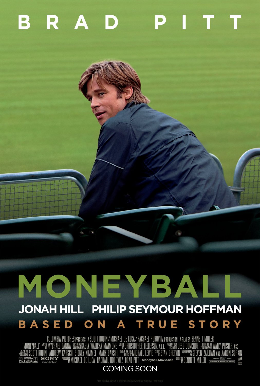 Moneyball full movie