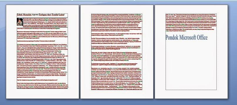 contoh dokumen jadi
