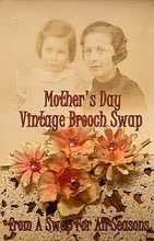 Vintage Brooch Swap