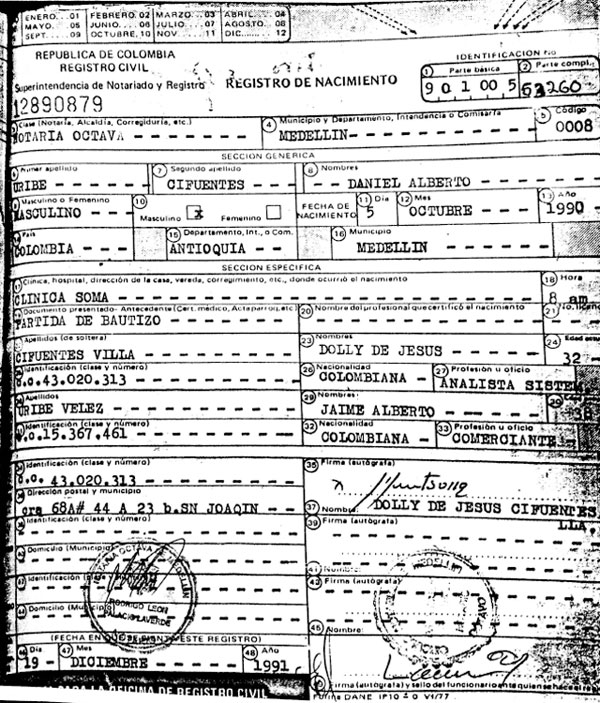 Honduran birth certificate translation template gallery the women of organized crime pics yadclub gallery the women of organized crime pics yadclub spanish to english birth certificate translation template yadclub Images