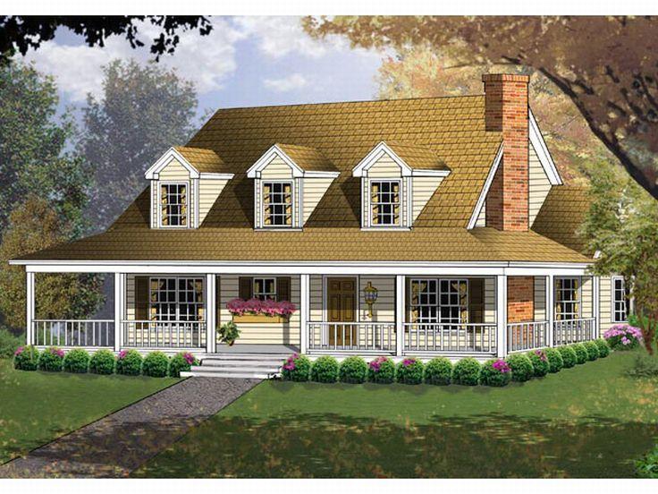Modelos de casas dise os de casas y fachadas modelos de for Big country style homes