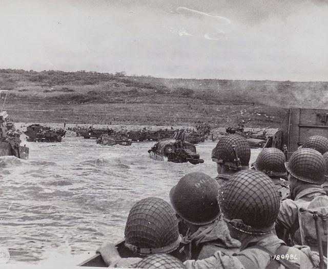 """Operatia """"Overlord"""" 6 iunie 1944"""